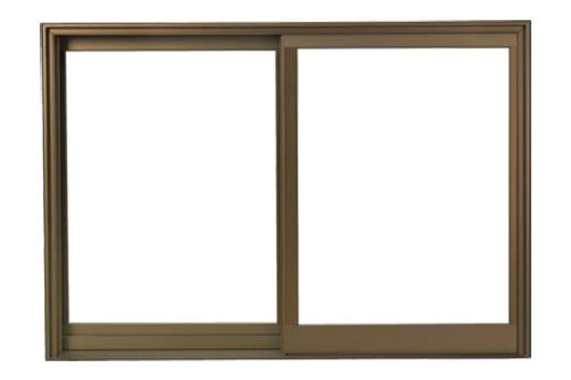 חלונות עץ אלומיניום - חלון הזזה