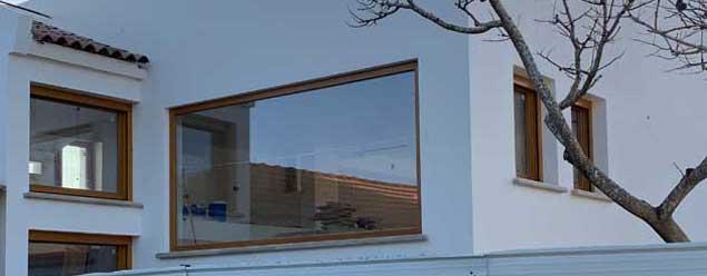 פרוייקט שדות ים עמנואל חלונות ודלתות